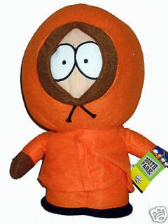 SOUTH PARK Movie KENNY McCORMICK PLUSH TOY DOLL 7