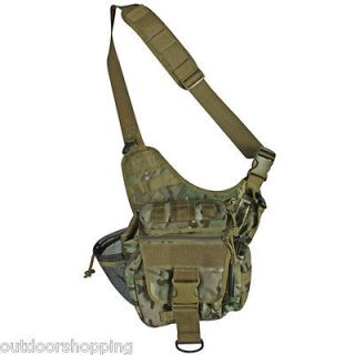 MULTI CAMOFLAGE ADVANCED TACTICAL HIPSTER   MOLLE Satchel/Should​er