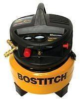 BOSTITCH Pancake Air Compressor CAP2000P 2HP 6 GALLON 1 year bostich