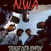 Straight Outta Compton PA by N.W.A CD, Jan 1989, Priority Records USA