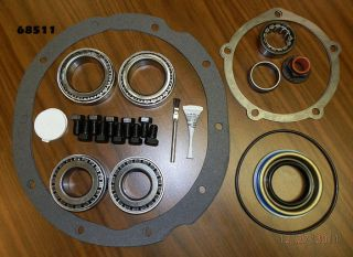 Complete Bearing Kit 9 inch Ford Center Section with 2.89x1.78