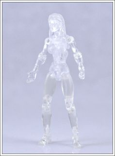 Marvel Univers Invisible Woman Sue Storm 3/4 3.75 Loose Auction