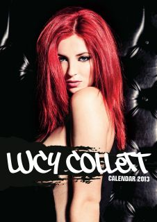 Lucy Collette Official 2013 Calendar