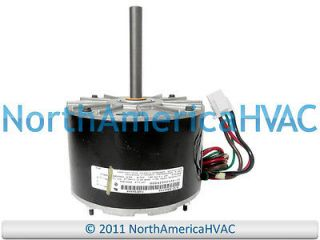 York Coleman Luxaire 1/15 HP 230v VAC Condenser FAN MOTOR F48F84A48