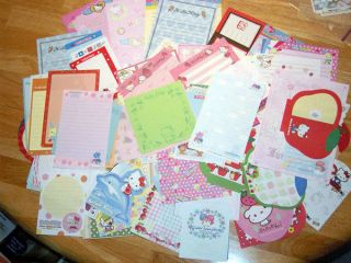 hello kitty stationery in Animation Art & Characters