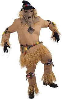 Adult Mens Scary Scarecrow Monster Halloween Costume