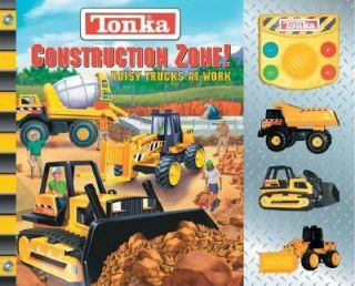 Construction Zone Noisy Trucks at Work by Charles Hofer 2005, Board