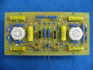 STUFFED BOARD Dynaco ST70 Stereo 70 Tube Amplifier PC 3B (PC 3 6GH8A