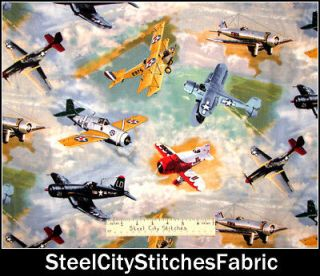 USPS Vintage Airplane Flight Flying Plane Aircraft Sky Cloud Cotton