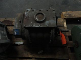ROOTS 610AF BLOWER 6x10 w/OUT PULLEY TURNS REBUILT