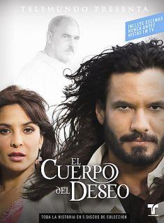 El Cuerpo del Deseo DVD, 2006, 5 Disc Set