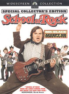 The School of Rock DVD, 2004, Checkpoint   Widescreen
