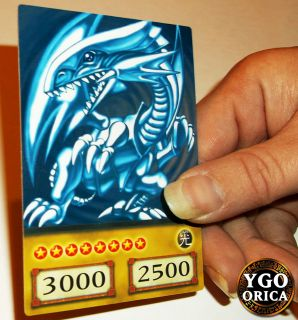 1x Blue Eyes White Dragon   YuGiOh Anime TV Show Non Holo Orica