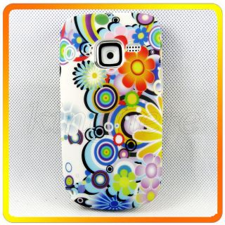 Flower Gel Soft Skin Rubber Silicone Case Cover Protective For Nokia