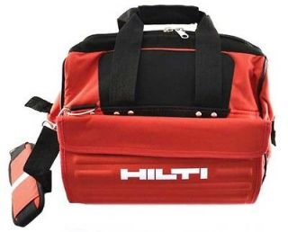 Hilti 16 Heavy Duty Contractor Tool Bag New ~ Electrical Carpenter