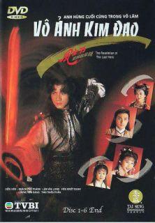 Vo Anh Kim Dao, Tron Bo 6 Dvds, Phim Kiem Hiep 30 Tap