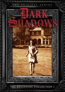 Dark Shadows   The Beginning Episodes 1 35 DVD, 2012, 4 Disc Set