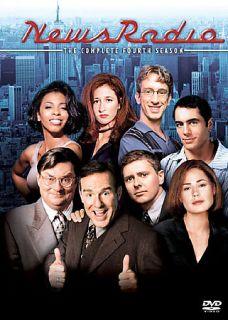 Newsradio   The Complete Fourth Season DVD, 2006, 3 Disc Set