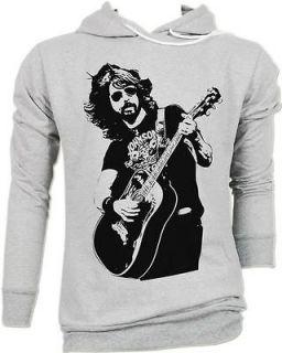 Dave Grohl Foo Fighters Rock FF Tee Hoodie Jumper S,M,L