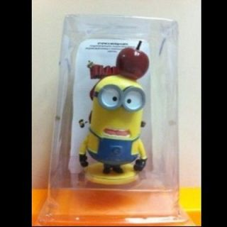 DESPICABLE ME FIGURE MINION DAVE SUPER RARE HTF! NEW IN PLASTIC