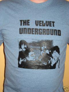 Lou Reed Velvet Underground Shirt Size Medium Kewl