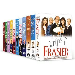 Frasier   The Complete Series (DVD, 2007, Multi Disc Set)