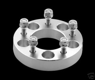 2pc FORD MUSTANG 5x4.50 Wheel Spacer Adapter FREE SHIP 1.00 Inch (Fits