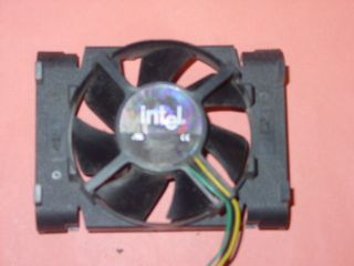 Intel A80856 001 12V .18A DC Brushless Fan