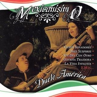 Dueto America   Mexicanisimo [CD New]
