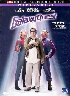 Galaxy Quest DVD, 2000, DTS Surround 5.1 Widescreen