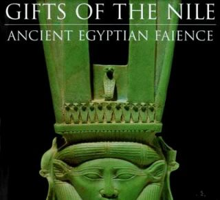 Nile Ancient Egyptian Faience by Deborah E. Klimburg Salter, Diana C