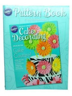Wilton 2013 Yearbook Pattern Book Cake Decorating New