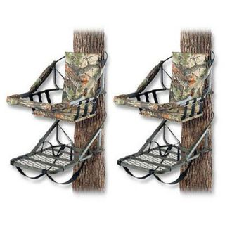 Pack Tree Stand Climber Hunting Deer Bow Hunt Portable Single Man TS
