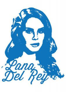 lana del rey womens t shirt cool music w
