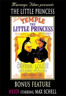 Little Princess Heidi 1968 DVD, Double Feature