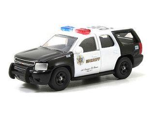Jada 1/64 Los Angeles County Sheriff Chevy Tahoe CASE OF 12 LASD LASO