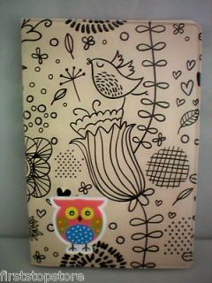 Newly listed CUTE OWL & FLOWERS DESIGN TRAVEL PASSPORT HOLDER COVER