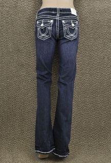 Boot Cut Plus Size 17 21 LA Idol Jeans Classic White Stitching with