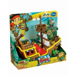 Disneys Jake and the Neverland Pirates Jakes Musical Pirate Ship