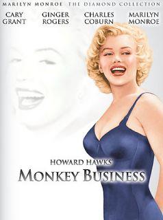 DVD, 2005, Marilyn Monroe Diamond Collection Sensormatic