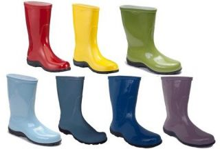 SLOGGERS Womens WATERPROOF Garden Rain Boots   Multiple Colors & Sizes