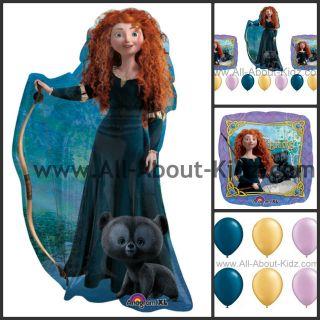 Disney Pixar BRAVE Princess Merida Birthday PARTY BALLOONS   Make Your