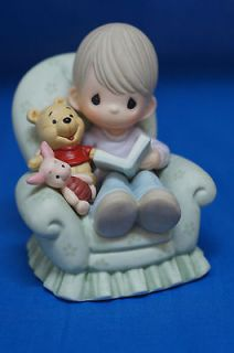 Everythings Better w/ Friend Disney Precious Moments 2005 Figurine