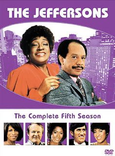 The Jeffersons   The Complete Fifth Season (DVD, 2006, 3 Dis