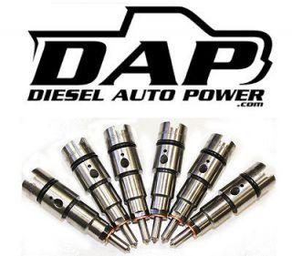 100HP Performance Injectors Dodge RAM Cummins 24v 100