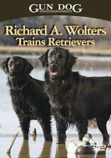 Wolters Trains Retrievers ~ Gun Dog Hunting Training DVD ~ 2 Hours