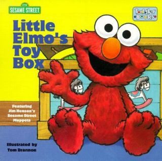 Little Elmos Toy Box by Sesame Street Staff 2000, Board Book