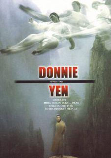 Donnie Yen Collection   Vol. 2 DVD, 2008, Multi Disc Set