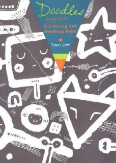 Doodles A Really Giant Coloring and Doodling Book by Taro Gomi 2006
