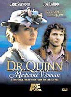 Dr. Quinn, Medicine Woman   The Complete Season 1 DVD, 2003, 5 Disc